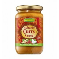 Salsa curry picante